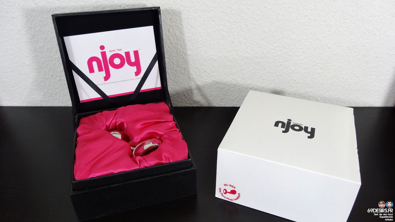 Test du plug Njoy small