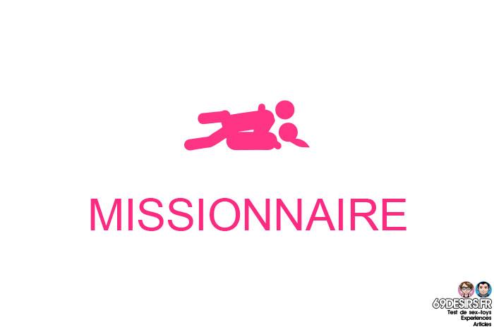 sodomie féminine : missionnaire