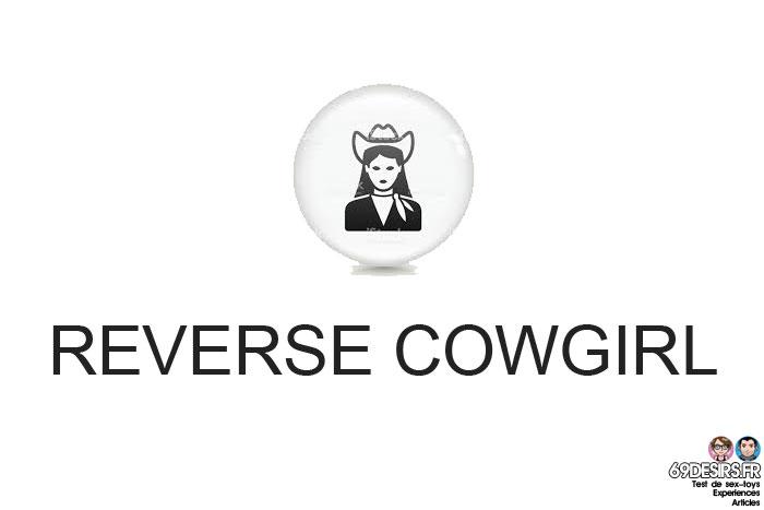 sodomie féminine : reverse cowgirl