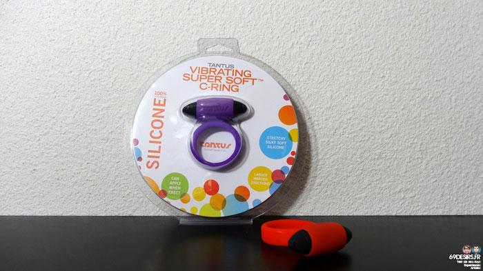Vibrating Super Soft c-ring