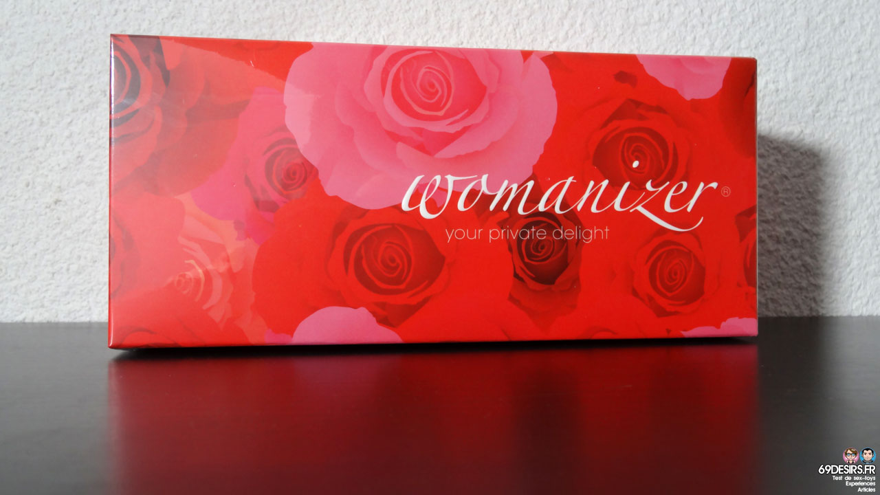 Test du Womanizer Saint-Valentin