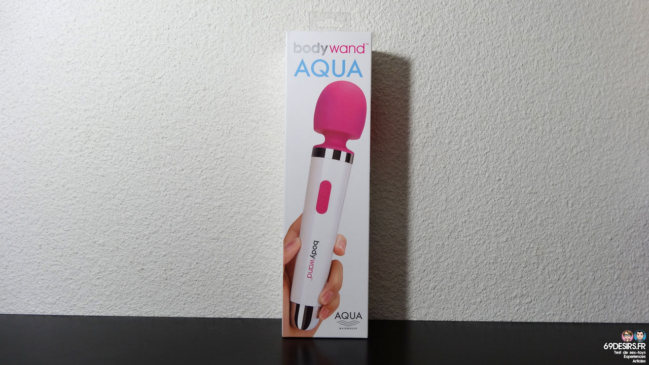 Test de la Body Wand Aqua