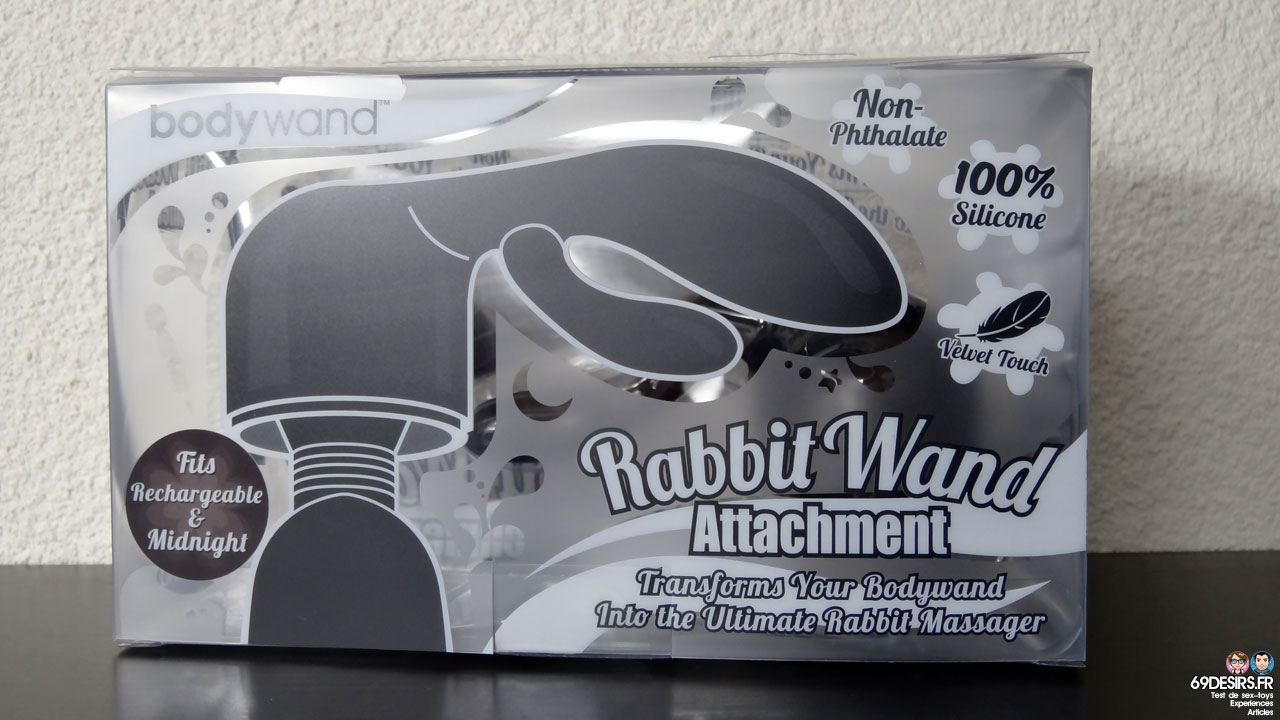 Test du Body Wand Rabbit
