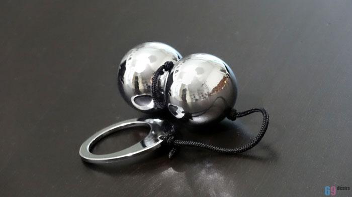 boules de geisha Fifty Shades of Grey