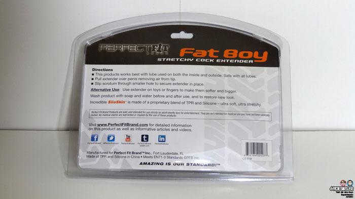 gaine Fat Boy