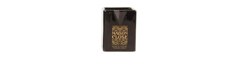 Bougie de massage Maison Close senteur Ambre
