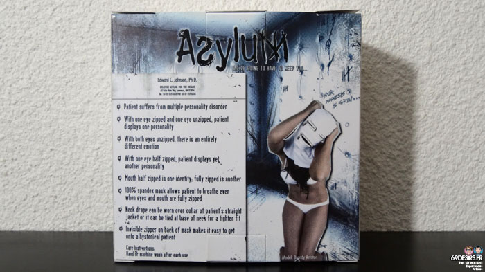 cagoule Asylum