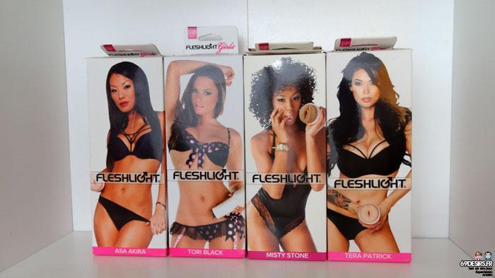Fleshlight Tori Black