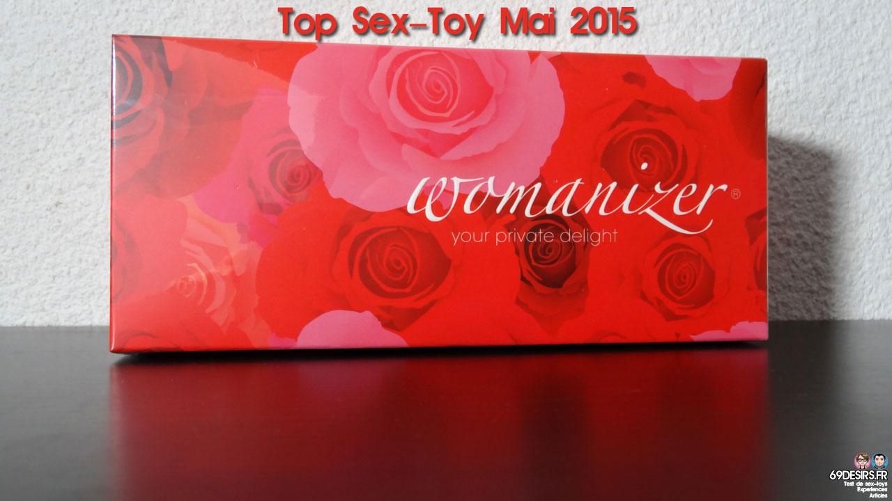 Top Sex-Toy Mai 2015 sur 69desirs