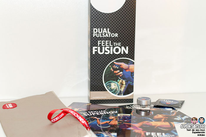 Bi Stronic Fusion Fun Factory