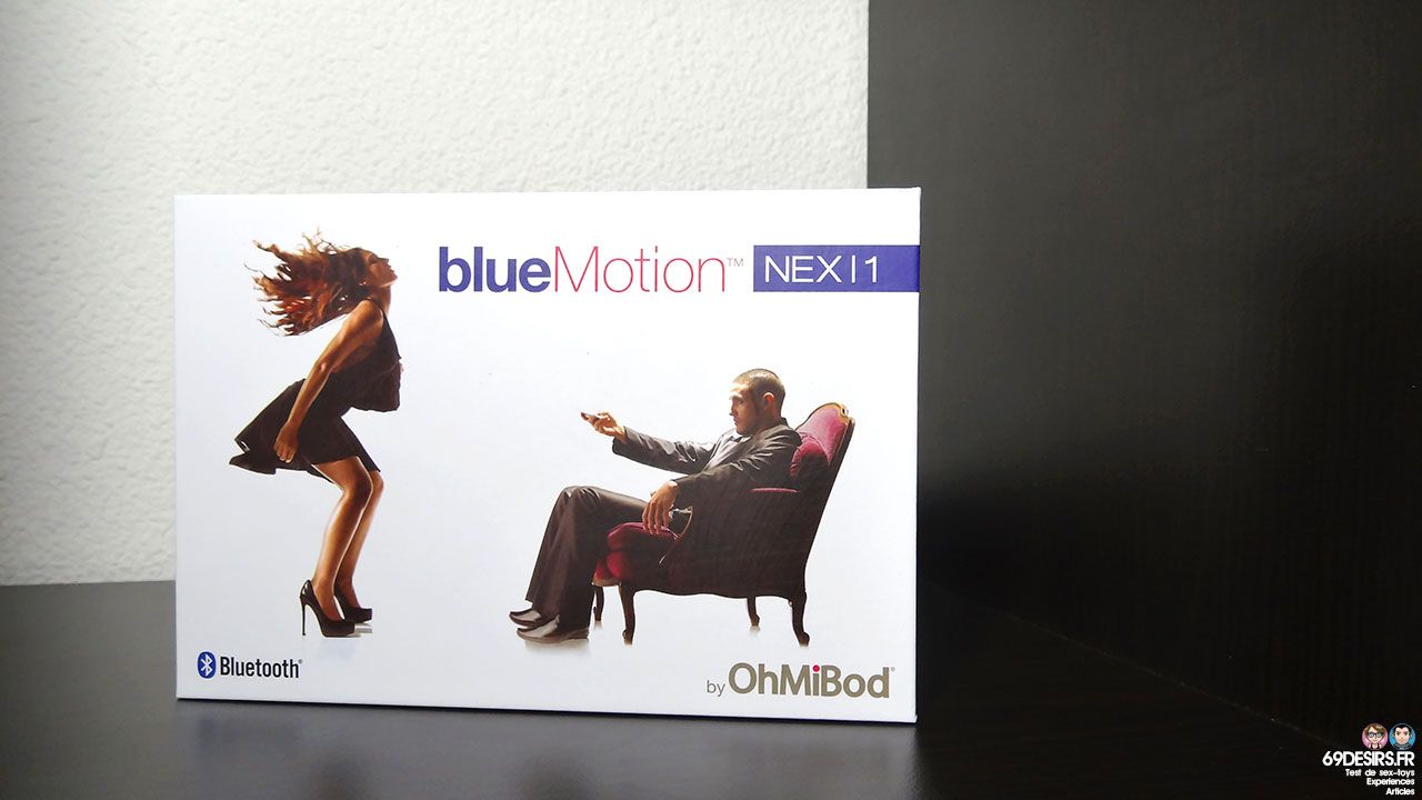 Test du OhmiBod BlueMotion NEX1