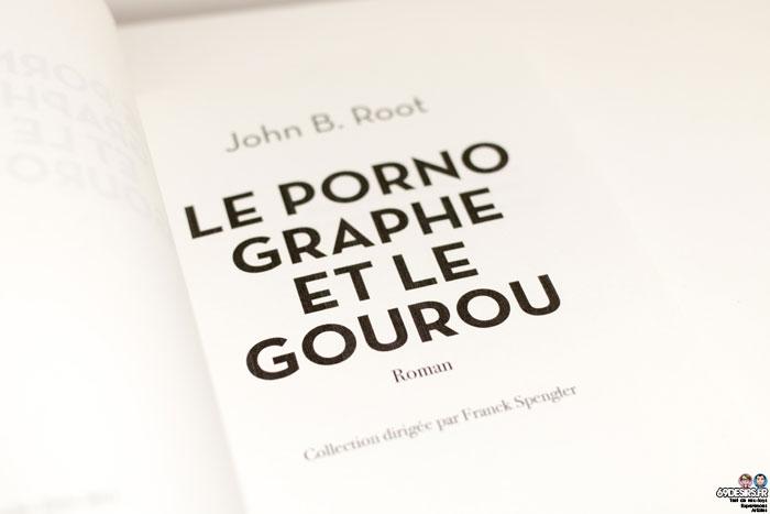 Le pornographe et le gourou