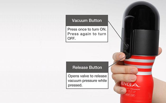 Tenga Vacuum Controller