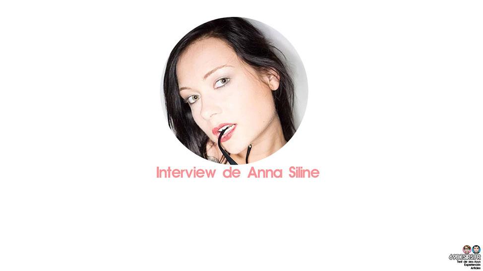 Interview de Anna Siline : Actrice X