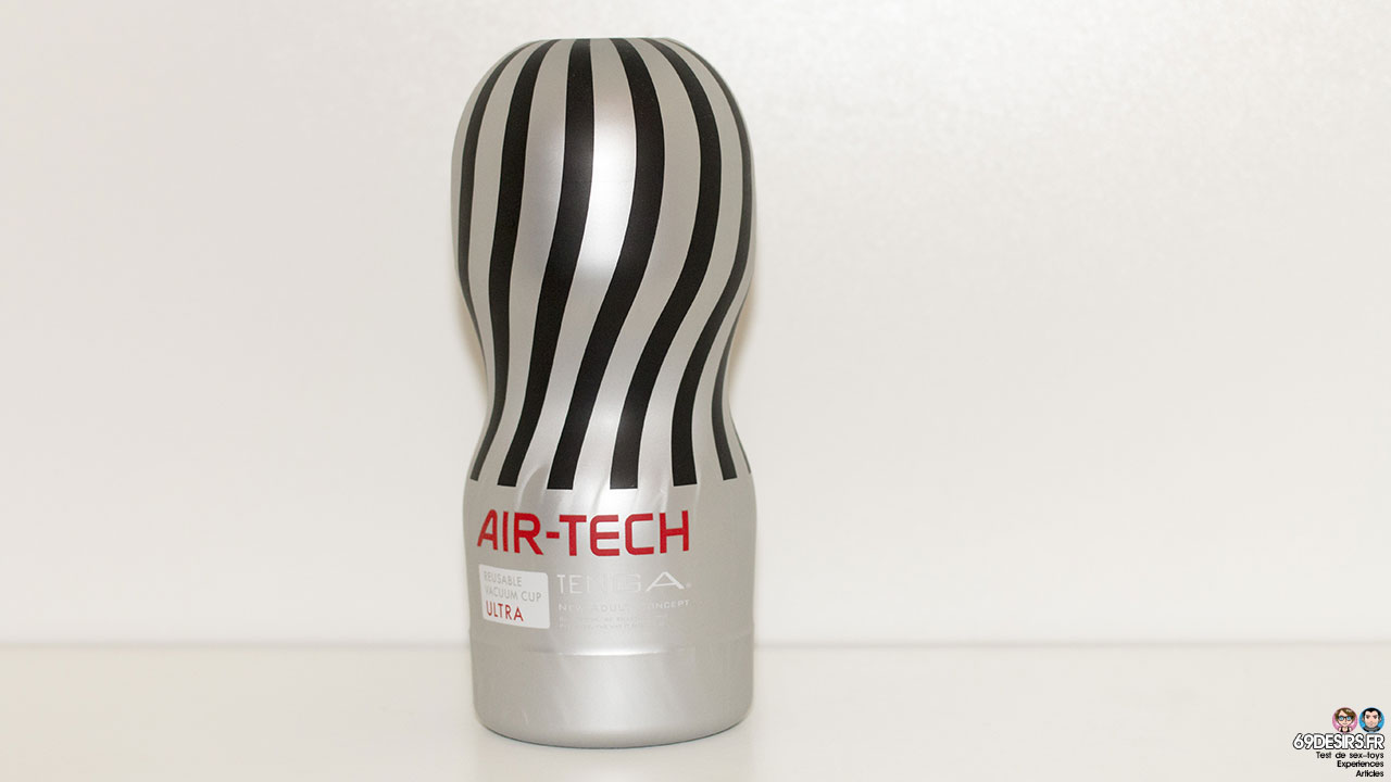 Test du Tenga Air-Tech Ultra : Un plus grand modèle