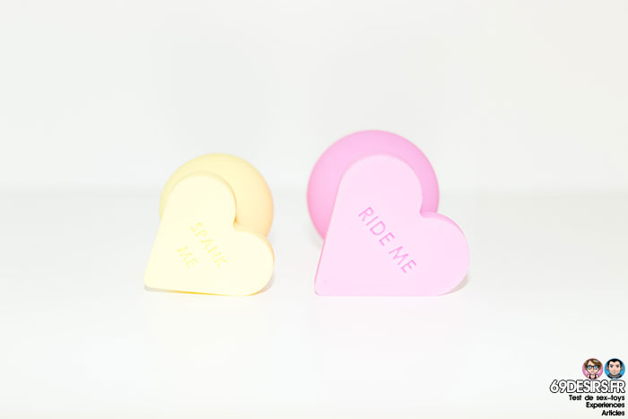 plugs Naughty Candy Heart