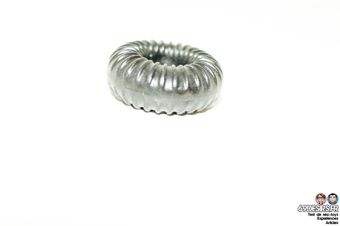 Ribbed Cockring de Perfect Fit