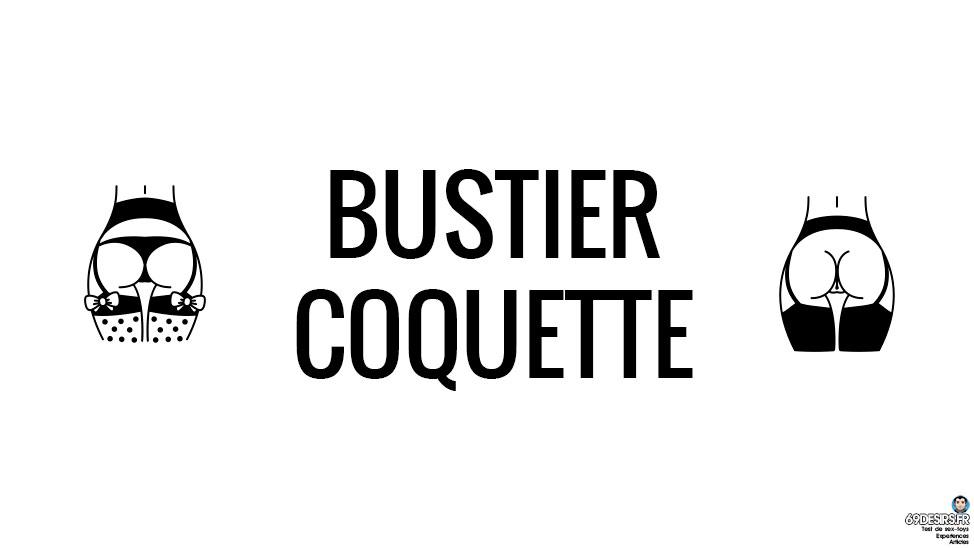 Avis sur l'ensemble bustier sculptant de Coquette