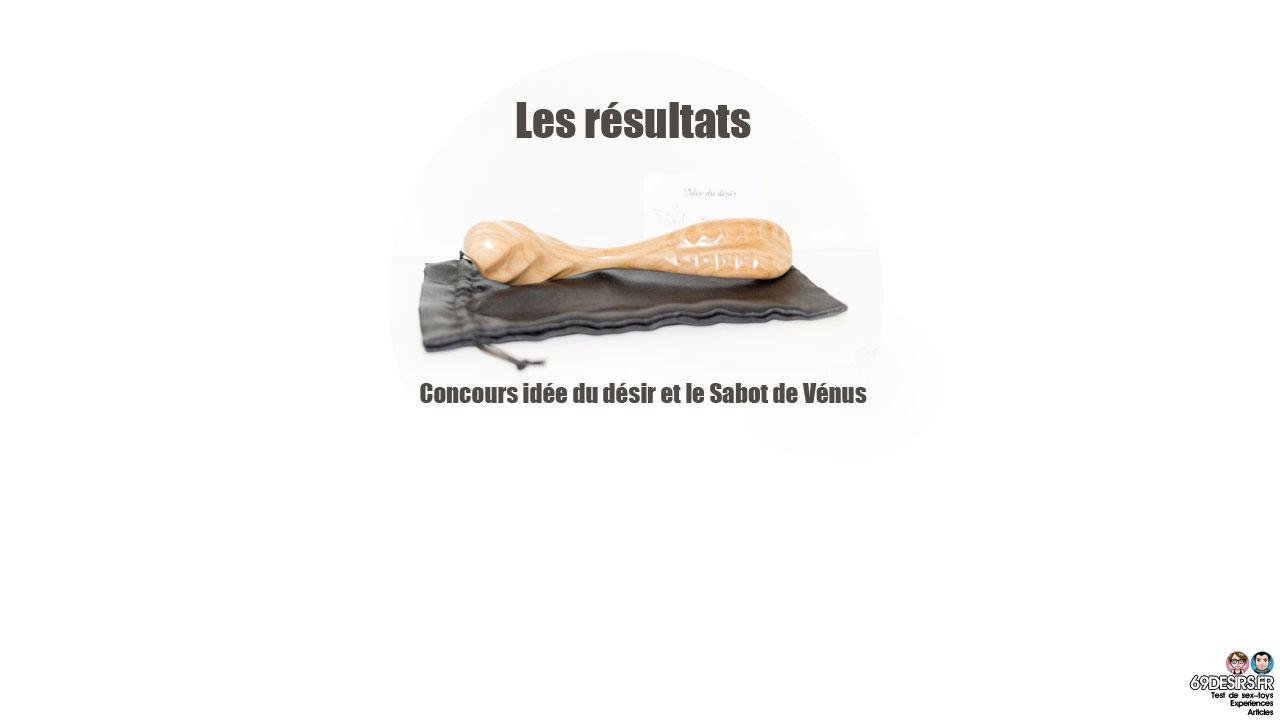 Résultat du concours Sabot de Vénus : Le billet du dimanche #34