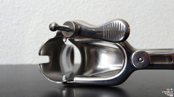 Speculum métal