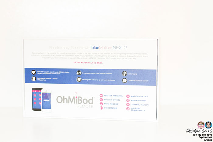 Ohmibod bluemotion nex2