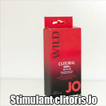 stimulant clitoris Jo wild