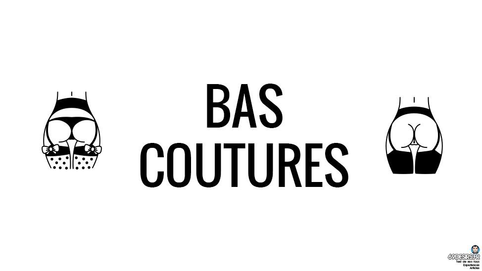 Avis sur les Bas autofixants coutures de Leg Avenue