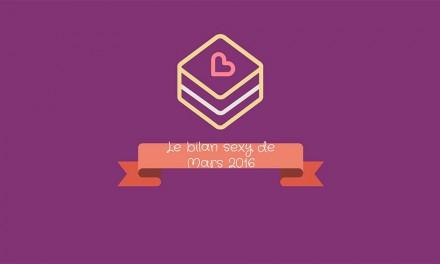 Le bilan sexy Mars 2016 : Twitter, libertinage et Strip-Tease