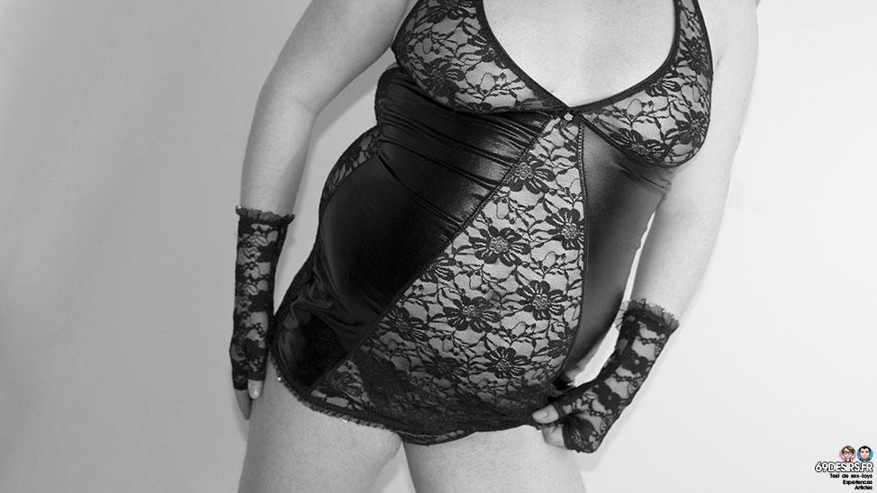 Avis Ensemble Demoniq Maxime : Dark et sexy
