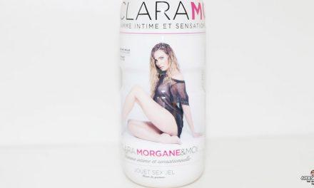 Test du masturbateur Clara Morgane