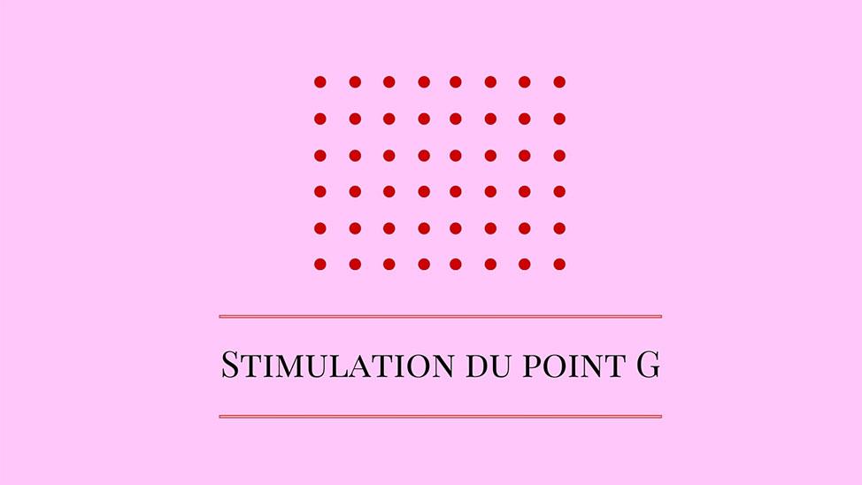 Stimulation du point G : quel jouet choisir ?