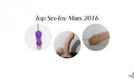 Top Sex-Toy Mars 2016 sur 69Desirs