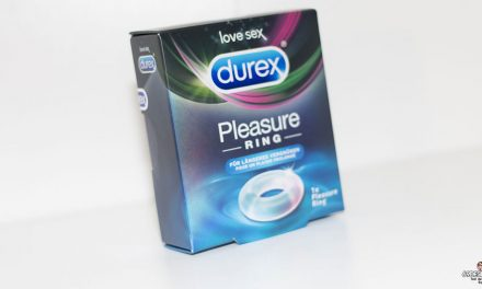 Test du cockring Durex : Pleasure ring