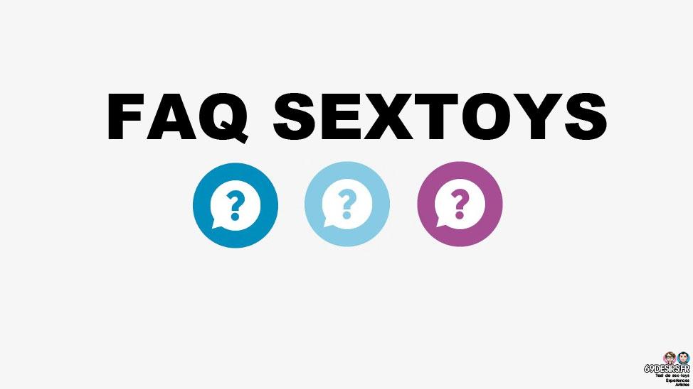 FAQ Sextoys : Les tests, 3 ans après