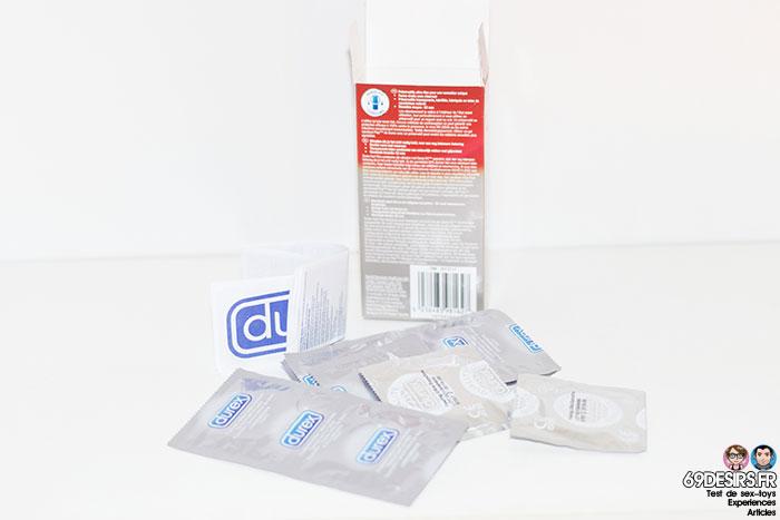préservatifs Durex ultra sensitive