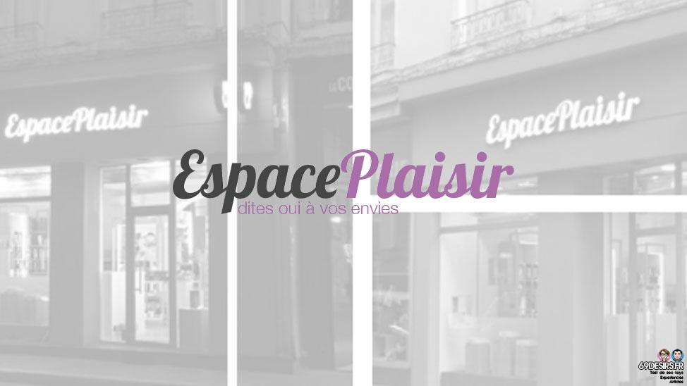 Une boutique EspacePlaisir à Lyon