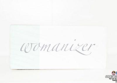 womanizer pro 40 - boîte autre face