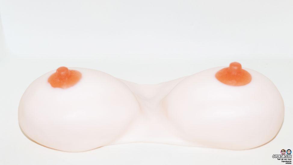 Test Ane Oppai Beautiful Tits 2.5D : Paire de boobs