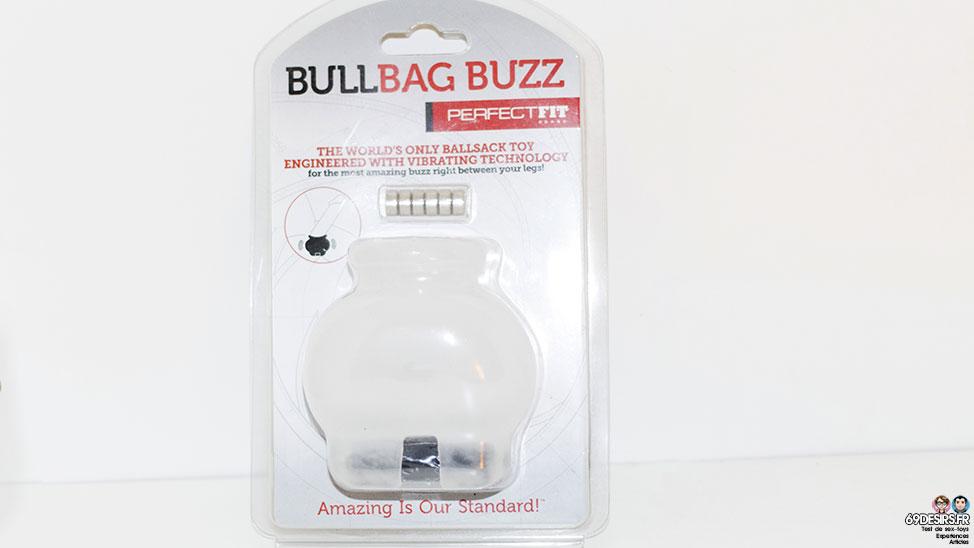 Test Bull Bag Buzz de Perfect Fit : Sac à testicules