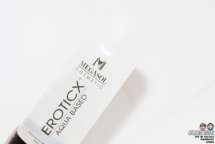 lubrifiant erotics megasol