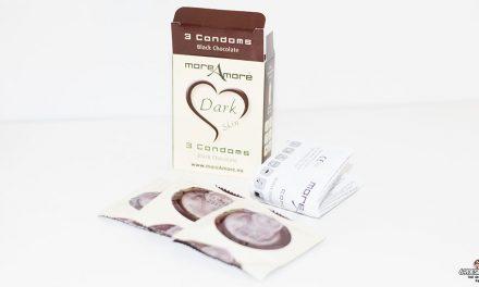 Test préservatifs Dark Skin et Thin Skin de More Amore
