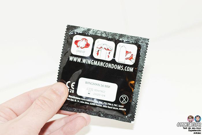 preservatifs wingman