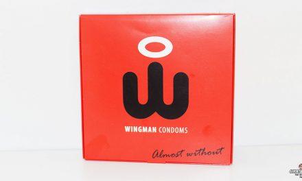 Test préservatifs Wingman : une main suffit