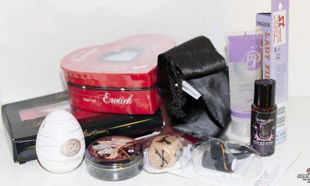 Coffret Noël Coquin de EspacePlaisir : un kit complet