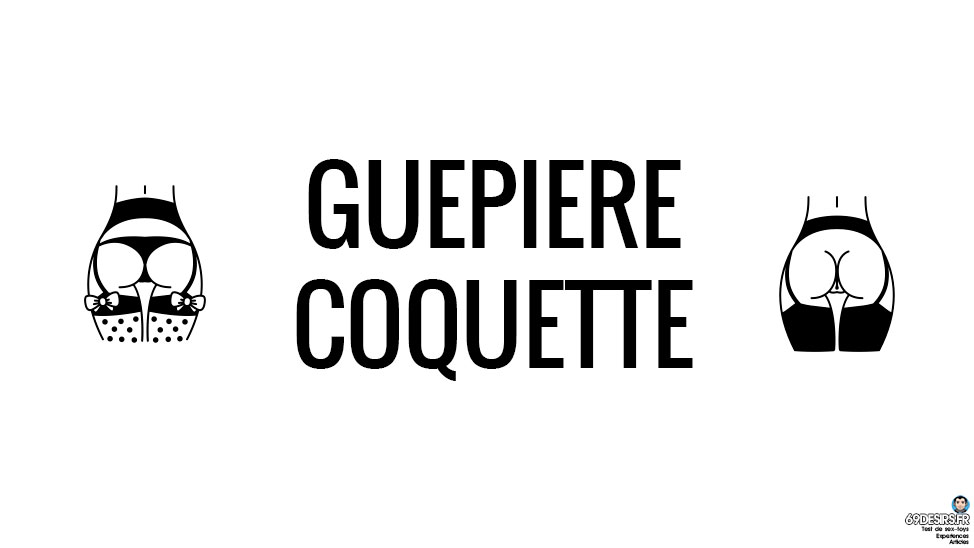 Avis Guêpière dentelle Coquette extensible