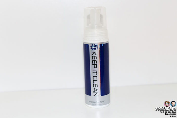 nettoyant moussant keep it clean 1