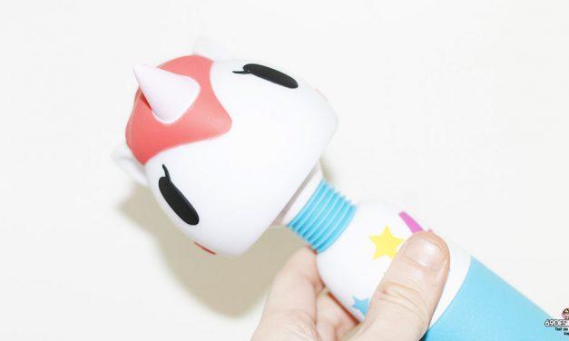Test Tokidoki Unicorn : Wand en forme de licorne