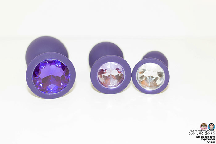 coffret plugs silicone 18