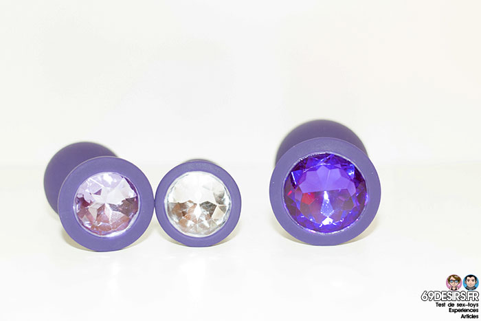 coffret plugs silicone 8