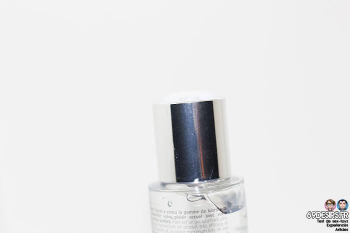 lubrifiant dorcel sensation à base d'eau - 9